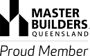 Proud Member of Master Builders Queensland